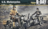 US Motorcycles - 1/35