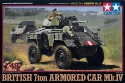 British 7ton Armored Car Mk. IV - 1:48