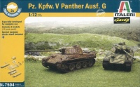 Pz.Kpfw. V Panther Ausf. G - Set - 2 Modelle