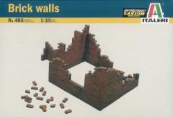 Brick Walls / Steinmauern - 1:35