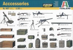 Infantry Accessories - 1/35