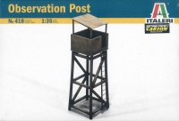 Observation Post / Wachturm - 1:35