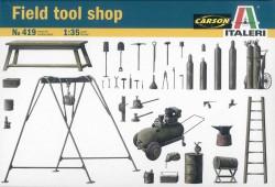Field Tool Shop / Feldwerkstatt - 1:35