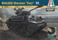 M4A3E8 Sherman -