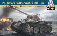 Pz.Kpfw. V Panther Ausf. G - spät