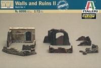 Walls and Ruins II - 1/72