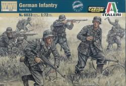 German Infantry - World War II - 1/72