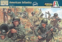 US / Amerikanische Infanterie - 1:72