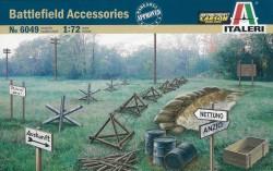 Battlefield Accessories - 1/72