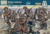 Britische Infanterie - 1:72