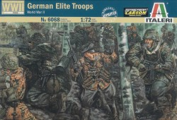 Deutsche Infanterie - Elite Truppen (SS) - 1:72