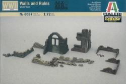 Walls and Ruins / Mauern und Ruinen - 1/72