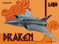 Saab J 35 - Draken - Limited Edition