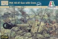 PAK 40 Panzerabwehrkanone - 1:72