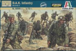 D.A.K. Infanterie - 1:72