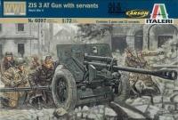 ZIS 3 Panzerabwehrkanone