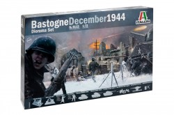 Bastogne Dezember 1944 Diorama Set - 1:72