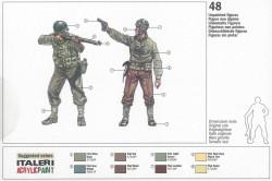 U.S. Infanterie 2. Weltkrieg - 1:72