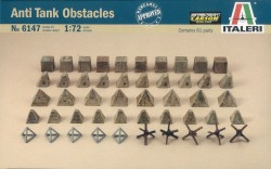 Anti Tank Obstacles - 1/72