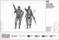 U.S. Infantry 1980s - 1/72