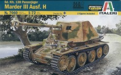 Sd.Kfz. 138 Panzerjäger Marder III Ausf. H - 1:72