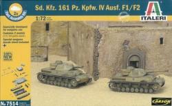 Sd.Kfz. 161 Pz.Kpfw. IV Ausf. F1/F2