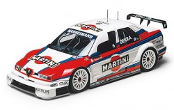 Alfa Romeo 155 V6 TI Martini - 1:24