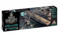 World of Warships - USS ESSEX - 1:700