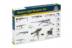 Modern Light Weapons Set - 1/35