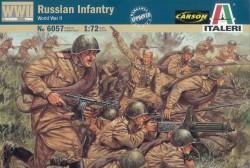 Russian Infantry - World War II - 1/72