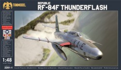Republic RF-84F Thunderflash - 1:48