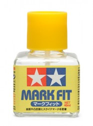 Tamiya Mark Fit - Decal Solvent