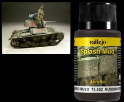 Weathering Effects 73802 - Russian Splash Mud