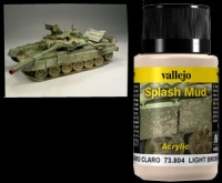Weathering Effects 73804 - Light Brown Splash Mud