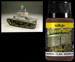 Weathering Effects 73805 - Brown Splash Mud