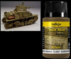 Weathering Effects 73807 - European Thick Mud / Dicker Schlamm Europa