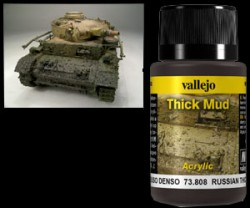Weathering Effects 73808 - Russian Thick Mud / Dicker Schlamm Russland