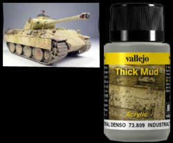 Weathering Effects 73809 - Industrial Thick Mud