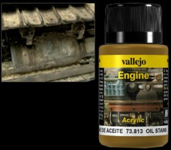 Weathering Effects 73813 - Engine Oil Stains / Öl Flecken
