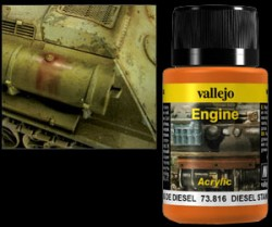 Weathering Effects 73816 - Engine Diesel Stains / Diesel Flecken