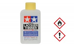Tamiya Lacquer Thinner - 250ml