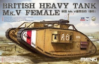British Heavy Tank Mk. V Female