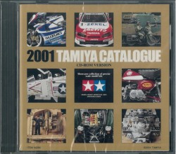 Tamiya Catalogue 2001 - CD-ROM Version