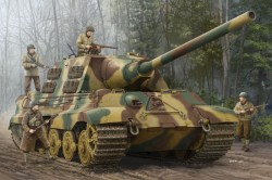 Sd.Kfz. 186 Jagdtiger - 1/16