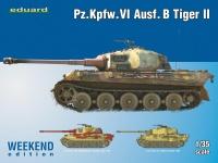 Pz.Kpfw. VI Ausf. B Tiger II - Weekend Edition