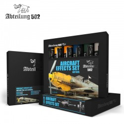 Aircraft Effects Set