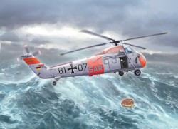 Sikorsky UH-34G. III / UH-34J - 1/48