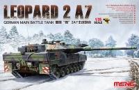 Leopard 2A7 - Deutsche Bundeswehr Kampfpanzer  - 1:35