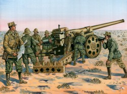 Cannone da 149/40 mit Besatzung - 1:72