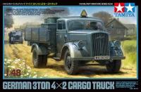 German 3ton 4x2 Cargo Truck - Opel Blitz - 1/48